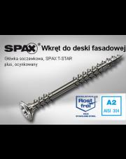 Wkręty Spax 4,5x60 A2TX(100) podw.gwint.stoż.