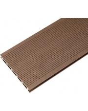 Deska tarasowa szlifowana DEKARD kompozytowa WPC 20x145x4000mm 1szt.