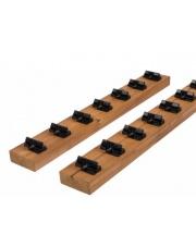 THERMORY Kantówka CLAD 52 (35 klipów) 26x68x2000mm